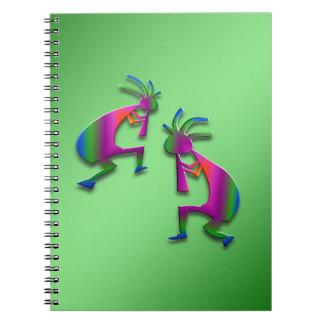 2 Kokopelli #29 Cuadernos