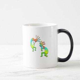 2 Kokopelli #33 Magic Mug
