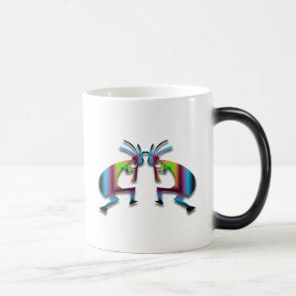 2 Kokopelli #42 Coffee Mug