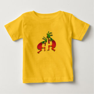 2 Kokopelli #4 Baby T-Shirt