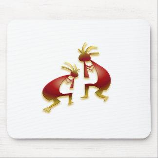 2 Kokopelli #57 Mouse Pad