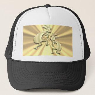 2 Kokopelli #74 Trucker Hat