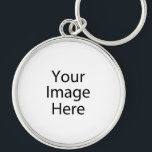 "2⅛"" Large Premium Round Keychain<br><div class=""desc"">Create your own custom keychain on Zazzle.com. Use the design tool to upload your art, designs, or picture to create a one of a kind custom keychain! You can also add text using professional fonts & see a preview of your creation. Zazzle"