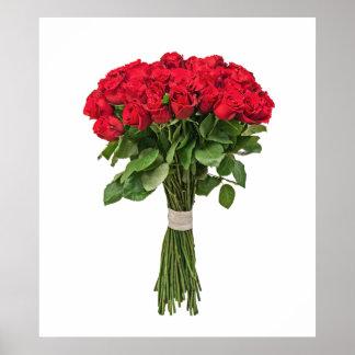 #2 LG. Poster exquisito de las flores