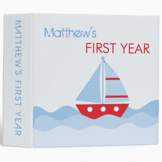"2"" libro de recuerdos del barco de vela carpeta 2"""