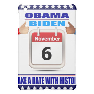 2 - Make A Date With History Cover For The iPad Mini