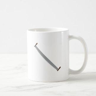 2 Man Saw Coffee Mug