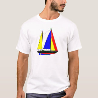 2 masts T-Shirt