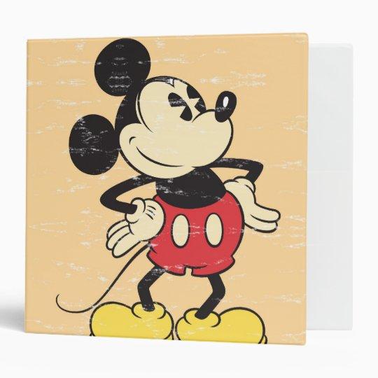 """2"""" Mickey clásico Carpeta 2"""""""