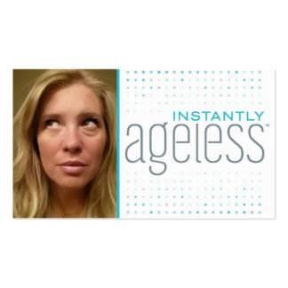 2 Minute Miracle Ageless Photo Business Card