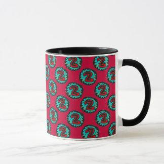2 mug - medallion