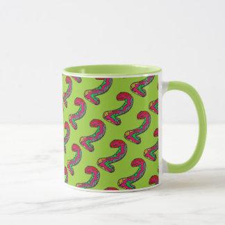 2 mug pink/red