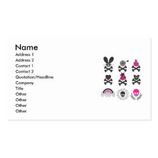 2, Name, Address 1, Address 2, Contact 1, Conta... Business Card