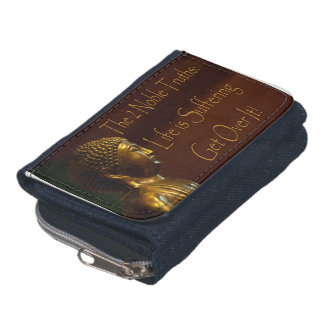 2 Noble Truths Wallet