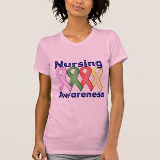 2 Nursing Awareness Shirt