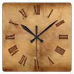 2.o Cobre en el reloj del arte moderno del Pergami