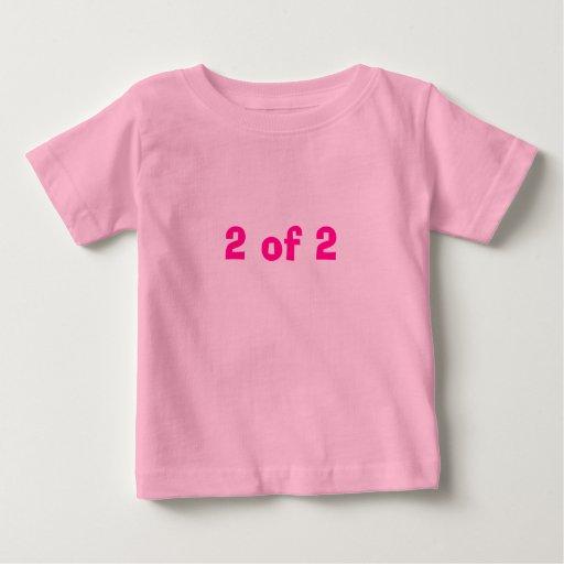 2 of 2 baby T-Shirt