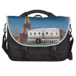 2 para 1 Venecia y París - para arriba mezclado mu Bolsas De Ordenador