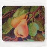 2 pears mousepad