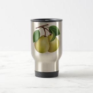 2 Pears Travel Mug