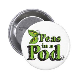 2 Peas in a Pod Button
