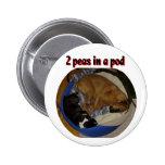 2 Peas in a Pod Pin