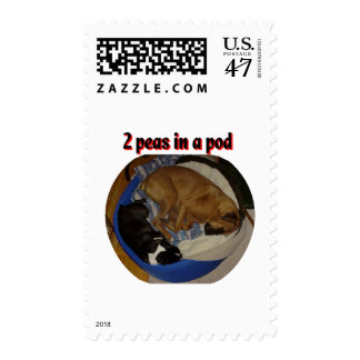 2 Peas in a Pod Postage