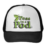 2 Peas in a Pod Trucker Hats