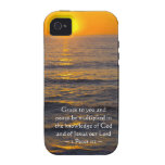 2 Peter 1:2 iPhone 4 Covers