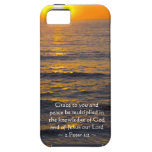 2 Peter 1:2 iPhone 5 Cases