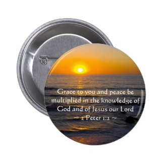 2 Peter 1:2 Pin