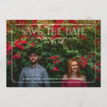 2 Photo | Romantic Doodles Wedding Save the Date