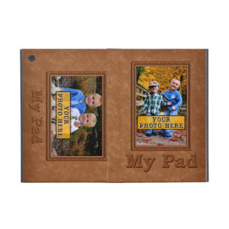2 PHOTOS iPad AIR Personalized iPad Cover Photo