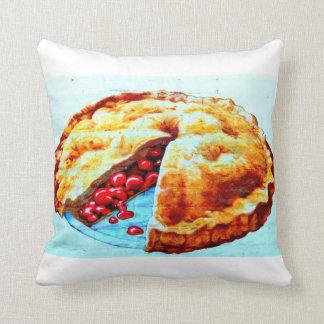 2 pie pillow