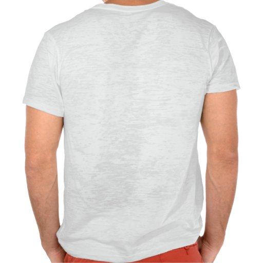 2 pies izquierdos camisetas