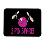 2 Pin Spare Magnet