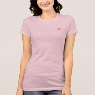2 Pink Ribbons Breast Cancer Awareness Shirt