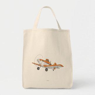 2 polvorientos bolsa tela para la compra