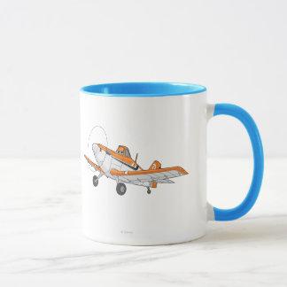 2 polvorientos taza
