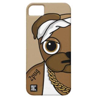 2 PUG iPhone SE/5/5s CASE