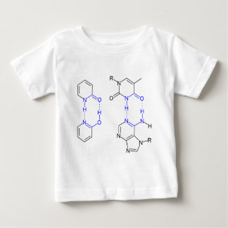 2-Pyridone Chemical Basepair Tee Shirt