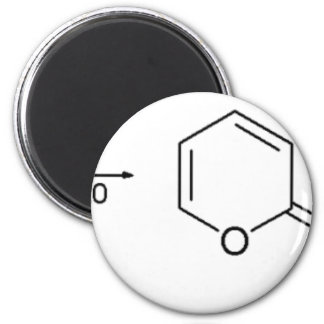 2-Pyridone Chemical Synthesis 1 2 Inch Round Magnet