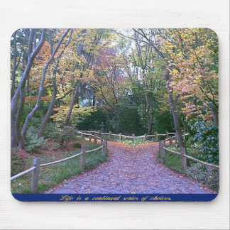 2 Roads Mouse Pad