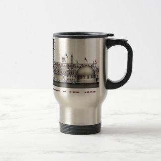 2 robert e lee travel mug