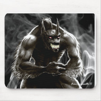 2, Ron Rousselle II Mouse Pad
