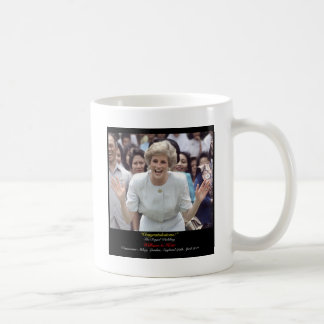 2 - Royal Wedding Diana's Joy Coffee Mug