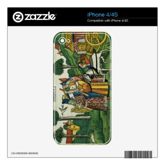 2 Samuel 6 1-5 David brings the Ark to Jerusalem, Decals For The iPhone 4S