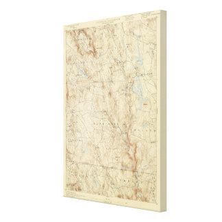 2 Sandisfield sheet Canvas Print