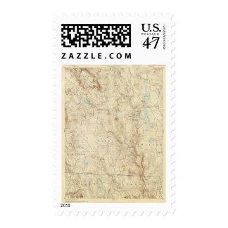 2 Sandisfield sheet Postage