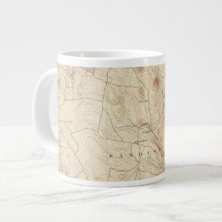 2 Sandisfield sheet 20 Oz Large Ceramic Coffee Mug